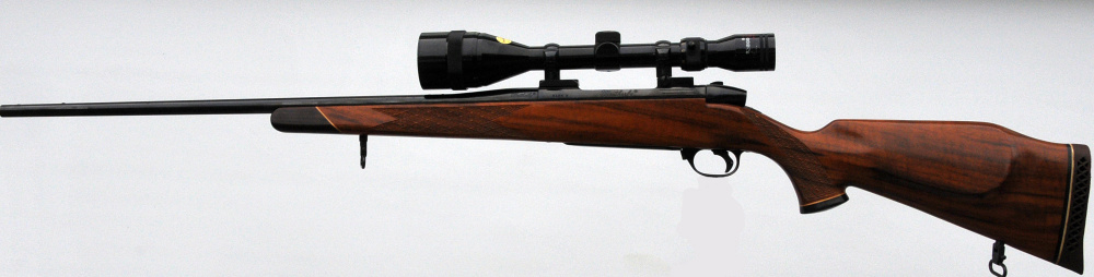 Weatherby Mark V  300 Wea.Mag