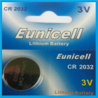 Batteri Eunicell CR2032 Lithium