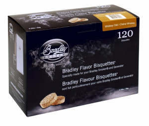 Bilde av Bradley Smoker Whiskey Oak