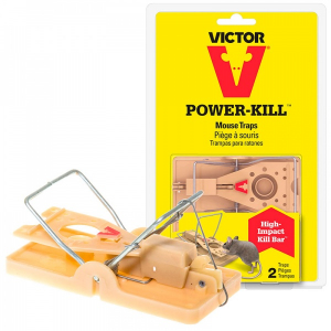 Bilde av Victor Musefelle Power-Kill 2pk