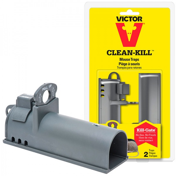 Victor Musefelle Clean-Kill 2pk