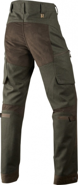harkila bukse med skinn